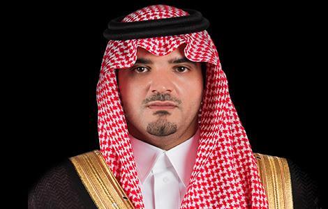 Minister of Interior Prince Abdulaziz bin Saud bin Nayef
