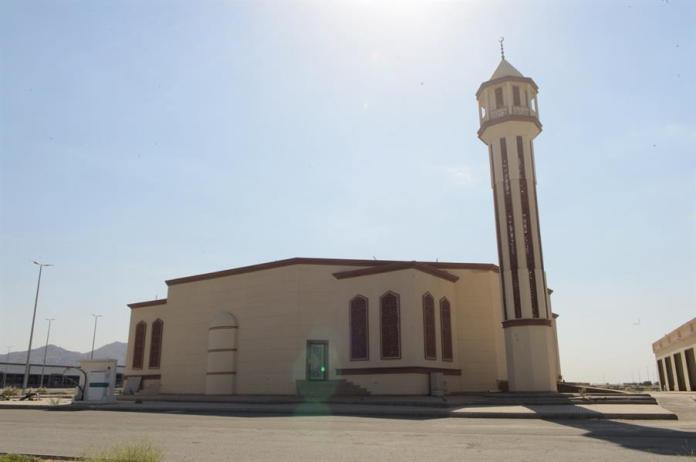 Al-Madina Mosque