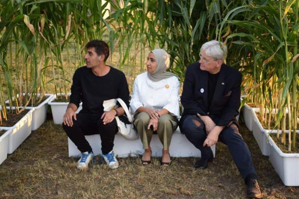 فنانون سعوديون يعرضون انتاجهم بمهرجان الفن الألماني