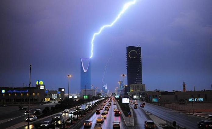 """From Thursday until Saturday .. """"Meteorology"""" Rain is expected in 9 areas"""