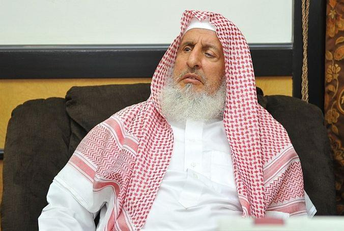 The Grand Mufti of the Kingdom, Sheikh Abdul Aziz Al Sheikh