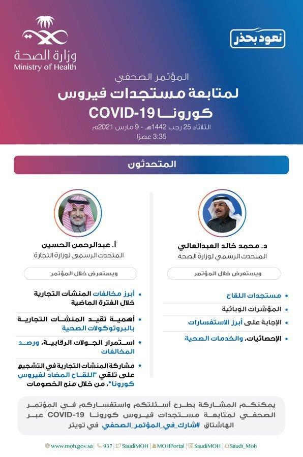 """Today .. a speaker """"Trading"""" Explains the role of commercial establishments in encouraging the receipt of the vaccine through """"Discounts"""""""
