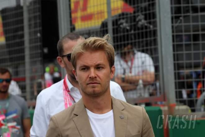 Nico Rosberg, Mercedes, Williams,