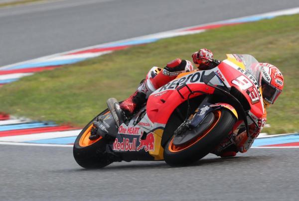 Thailand MotoGP Race Results: Marquez denies Quartararo on last corner
