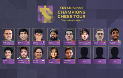 chessable masters lineup teaser