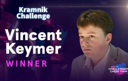 vincent wins the kramnik challenge