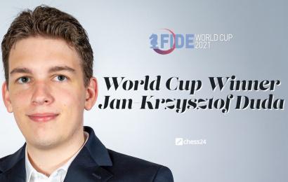 duda world cup winner teaser