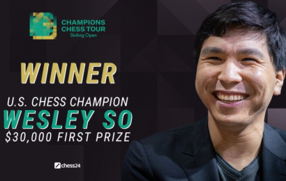 wesley so wins the event teaser