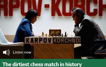 dirtiest chess match