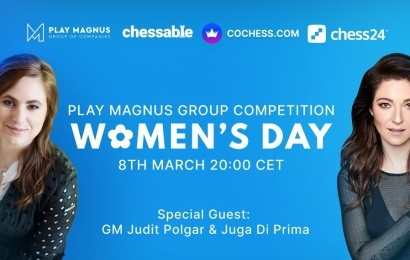 play magnus women s day small