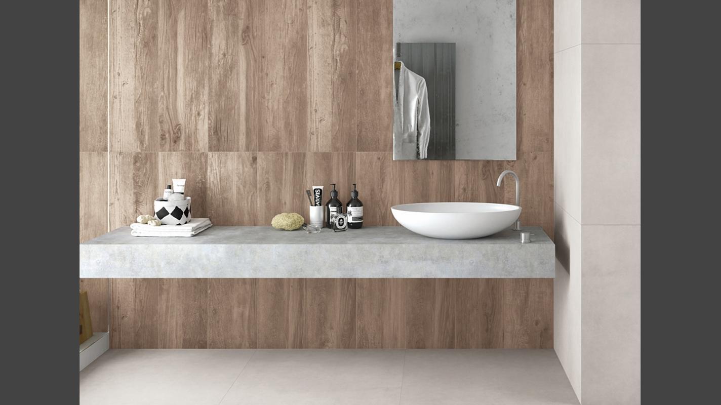 couleur carrelage salle de bains