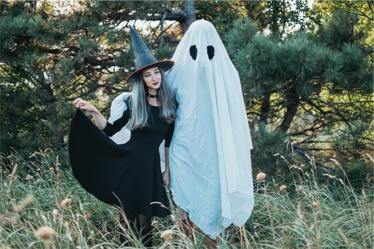 Este Halloween disfrázate con estilo y a buen precio