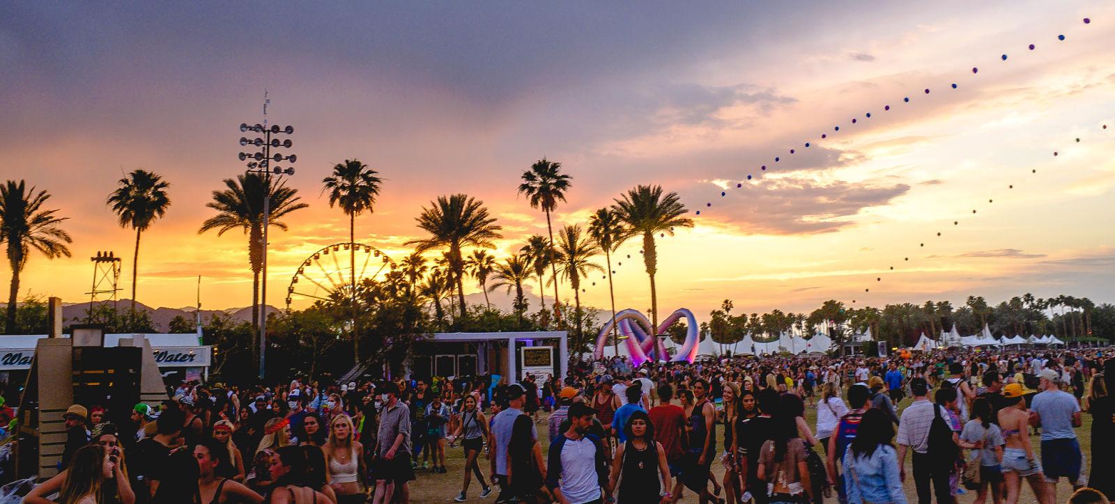 5 festivales baratos como alternativa al Coachella