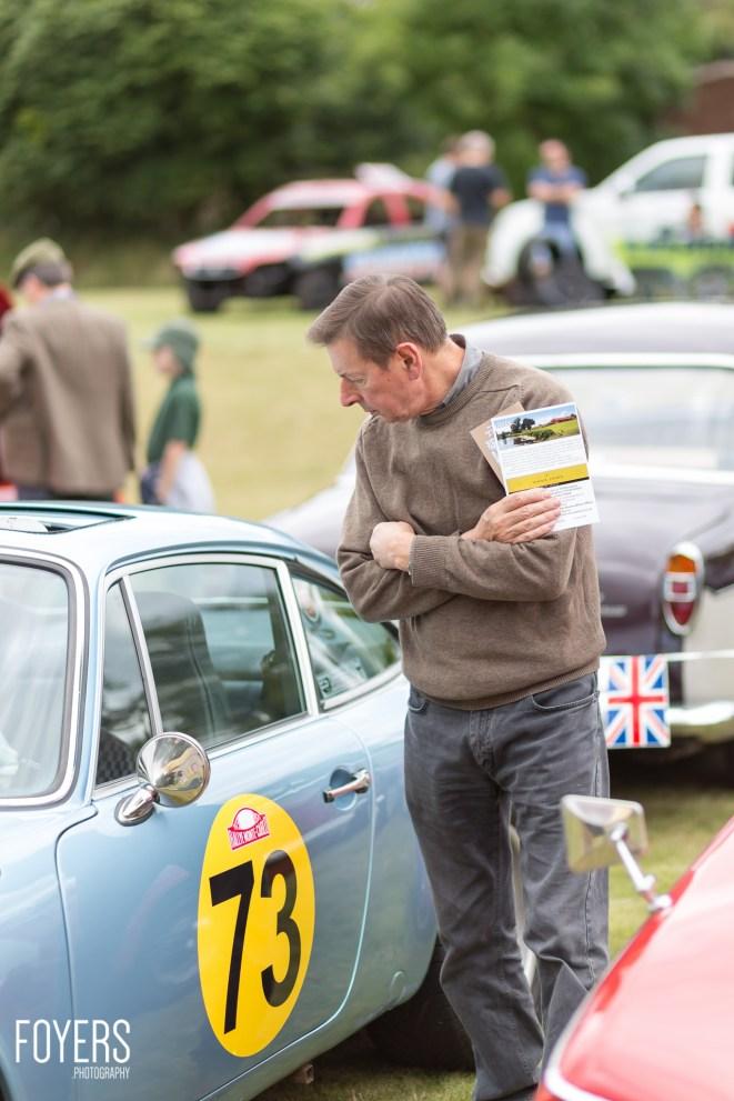 alde valley classic car show-4 - copyright Robert Foyers