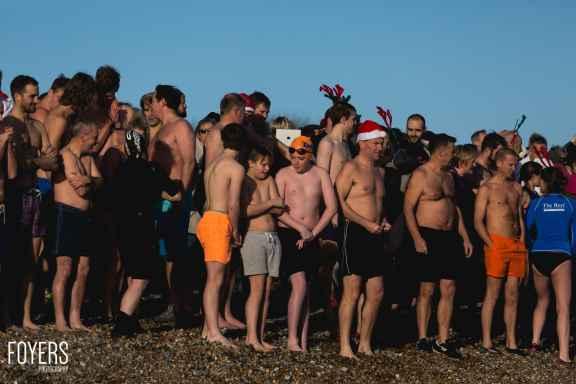 ALdeburgh Boxing Day swim 2016 - 0017 - December 26, 2016 - copyright Foyers Photography
