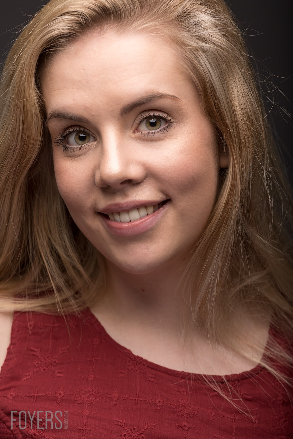 Headshots for Sarah Venners