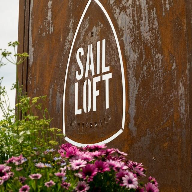 Photographs of the new bedrooms at the Sail Loft Southwold
