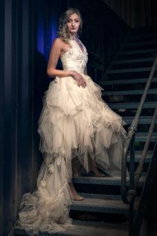 Martin Dobson Luxury bridal wear designer
