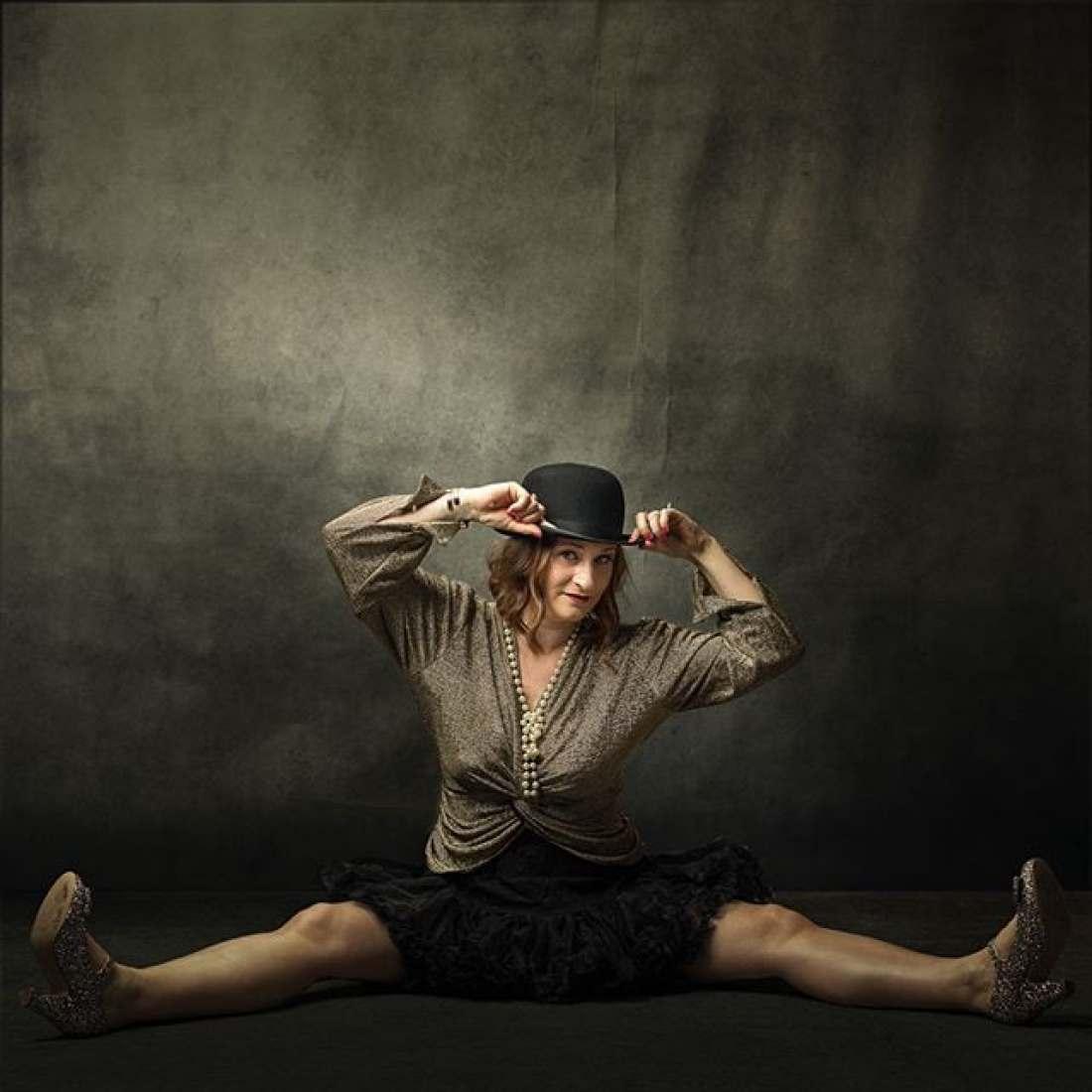 Another shot of Tallulah Goodtimes, amazing DJ @tallulahgoodtimes @cherrypie_makeovers @britvix