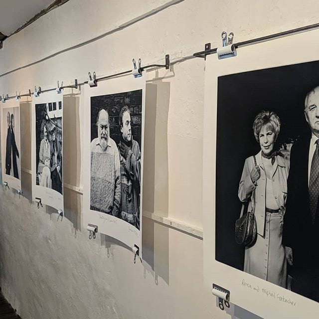Belonging / untill 27 June / brilliant photography show / well worth a look.