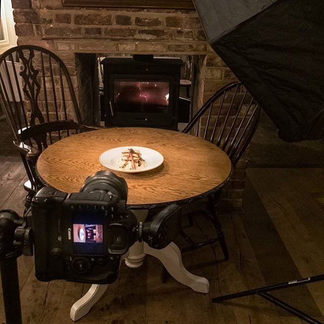 Brilliant day photographing some amazing food!