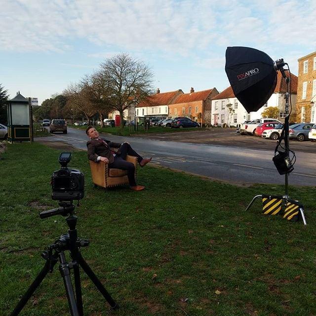 Next shoot Sowerby's at Burnham Market