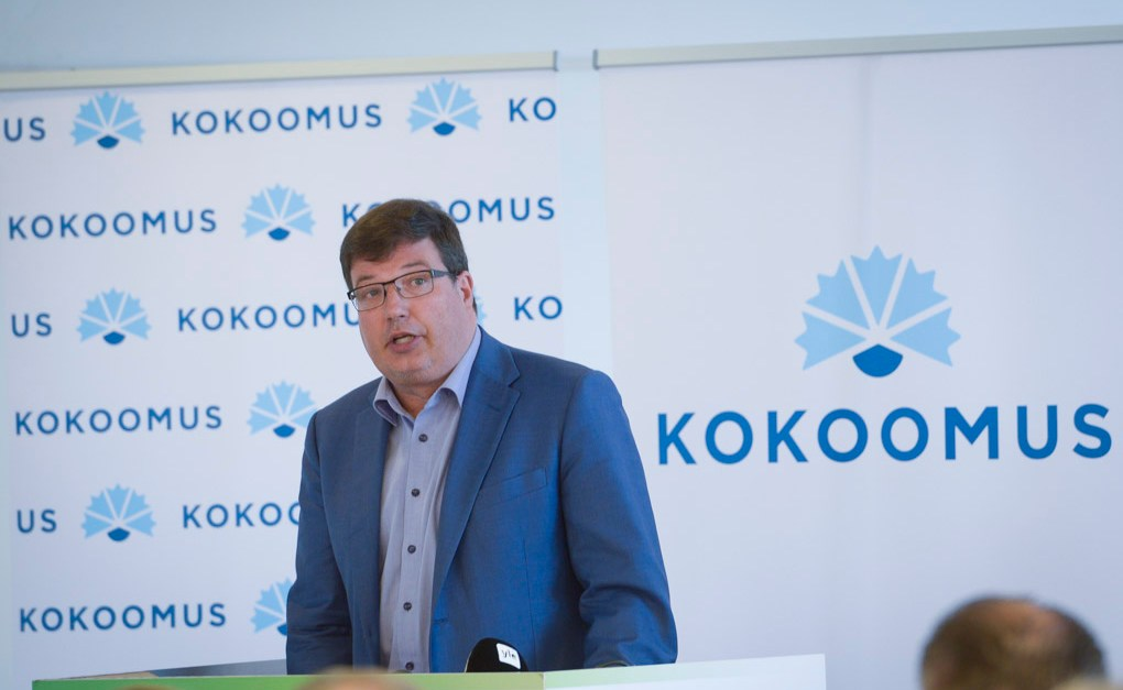Kokoomuksen kesäkokous Forssassa 1. syyskuuta 2015.