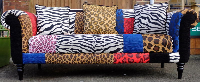 Dfs Patchwork Sofa Home And Textiles