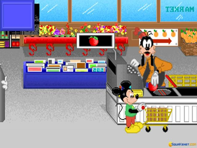 Mickey S 123 The Big Surprise Party 1992 Pc Game