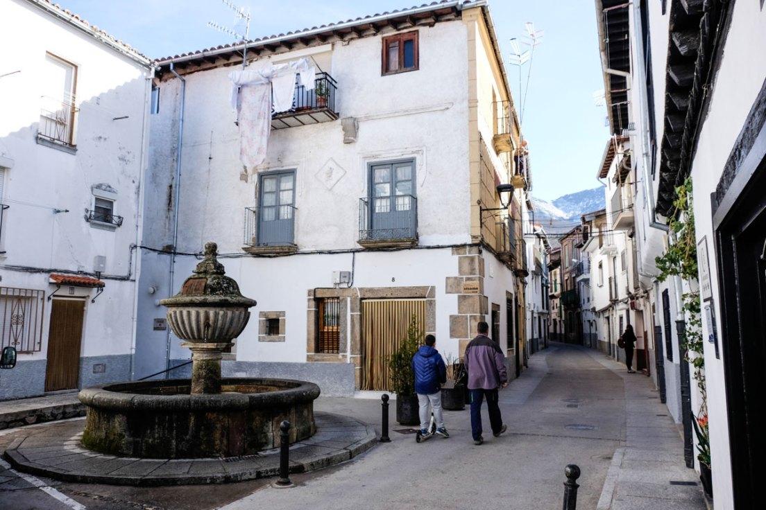 Fuente de La Plaza.