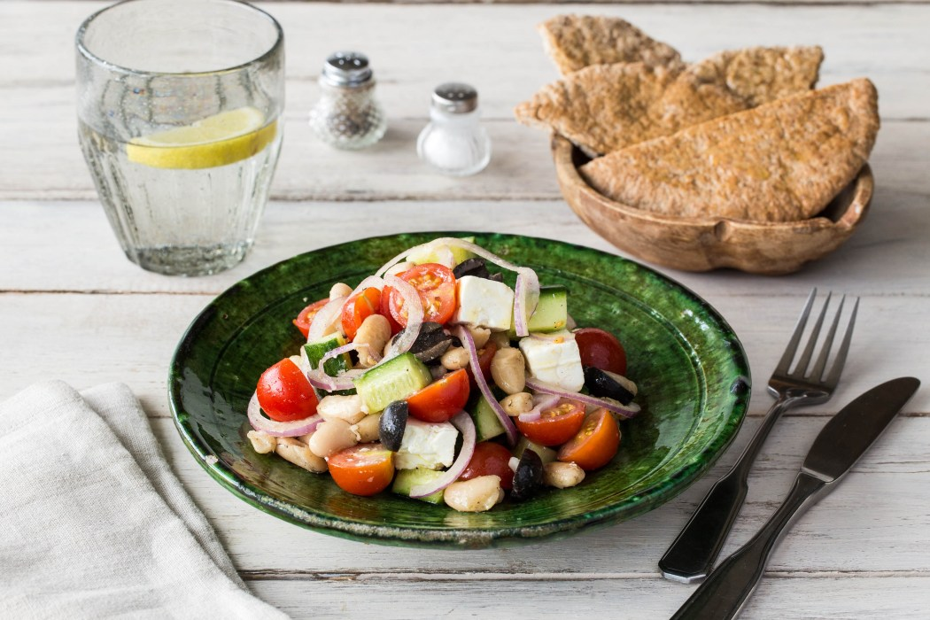 Kylie's Greek Salad of the Gods