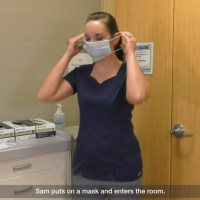 This is how to safely fit an anti-COVID-19 (coronavirus) mask