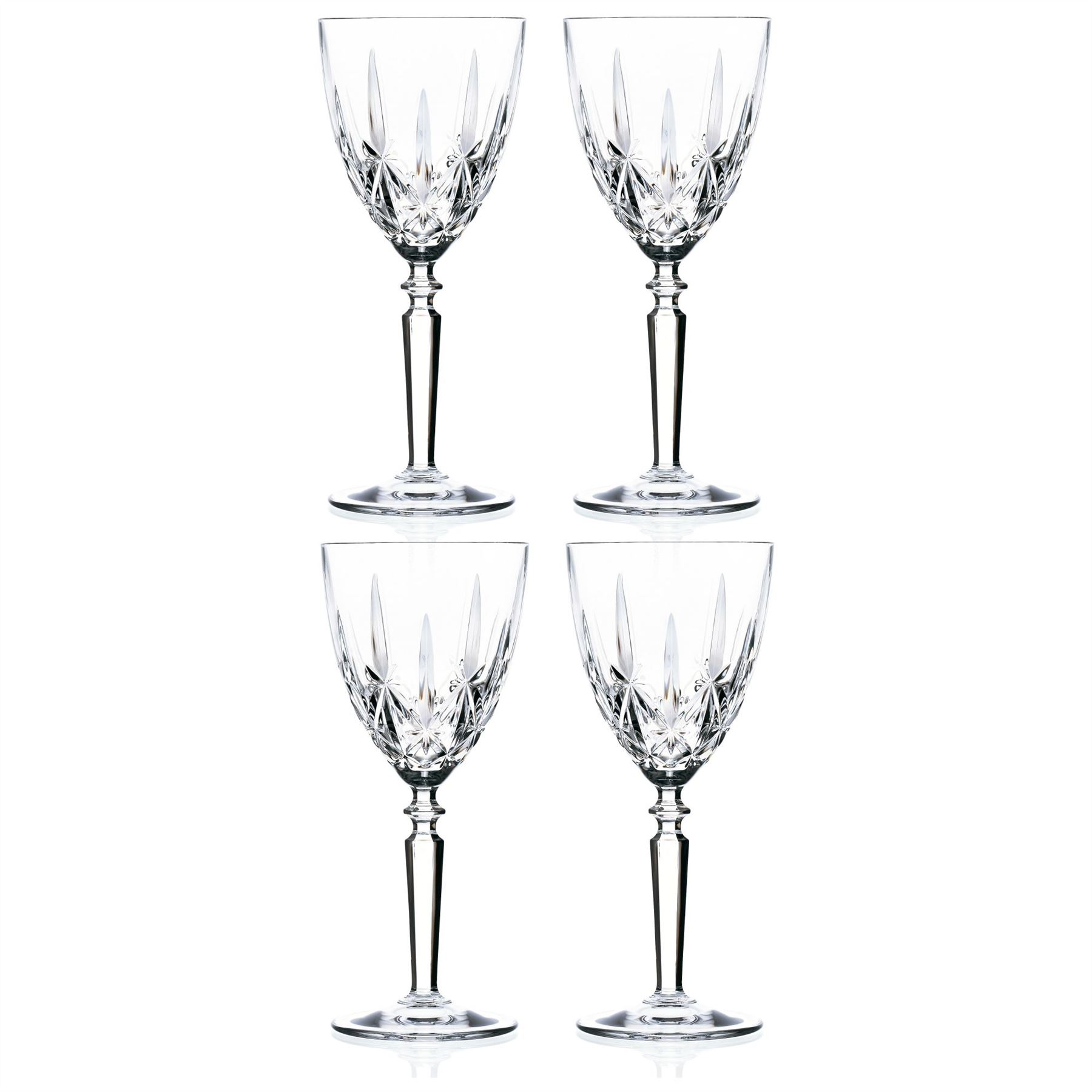 Rcr Crystal Orchestra Wine Glasses Red White Drinking