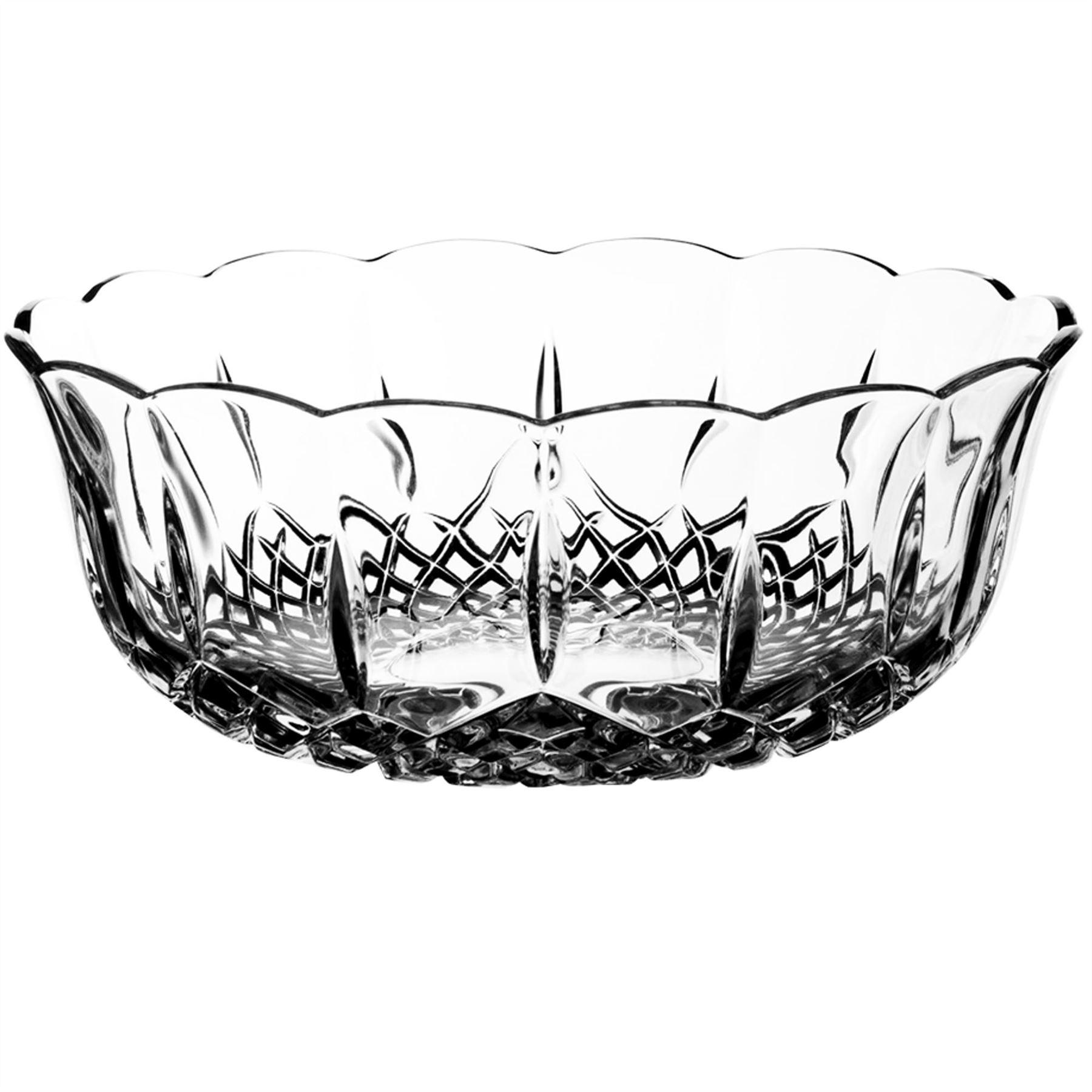 Rcr Crystal Opera Dessert Starter Nibble Display Bowls