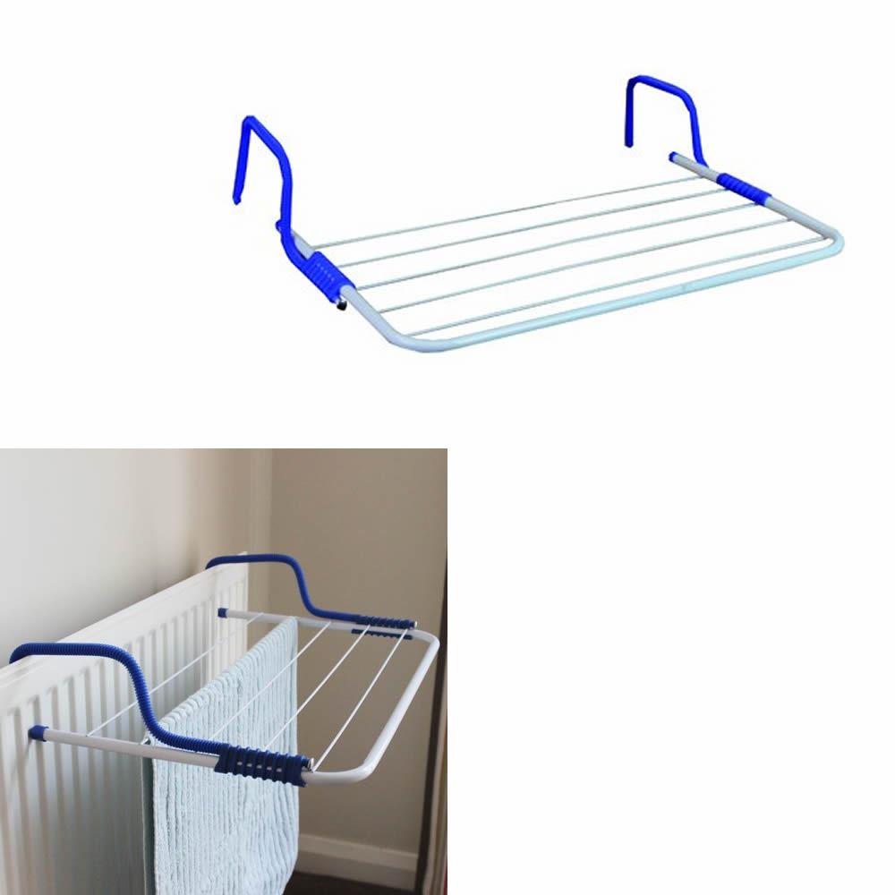 Radiateur Sechoir A Linge Laundry Hanging Pliant Portable Seche Linge Interieur Sechage Rack Ebay