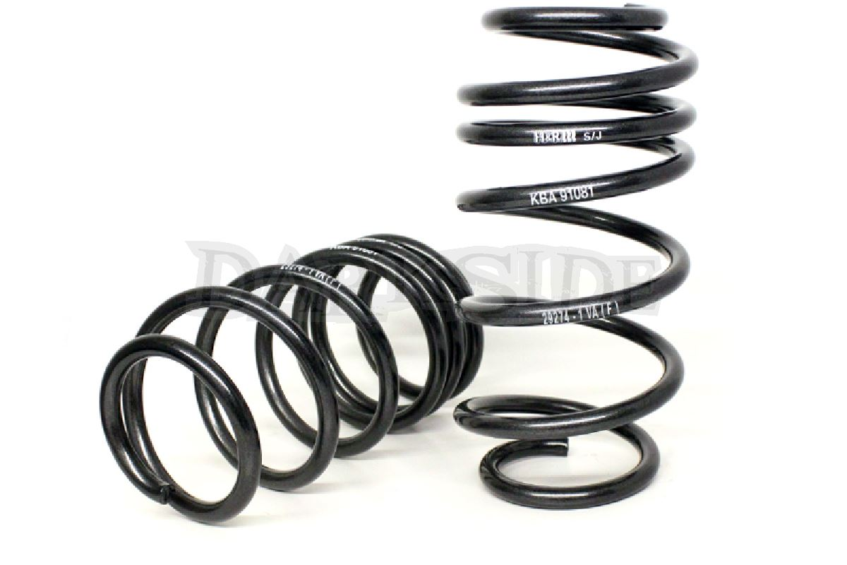 H Amp R Front Lowering Springs For Vw Caddy Mk3 Mk4