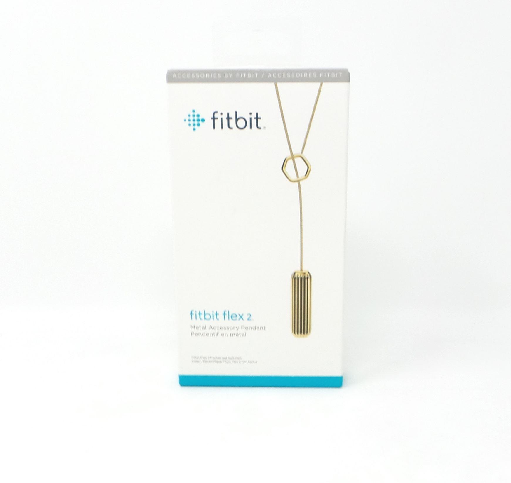 Fitbit Flex 2 Metal Accessory Pendant For Fitbit Tracker 2