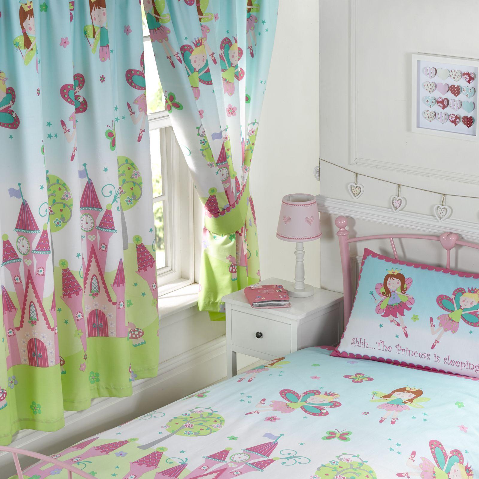 Princess Is Sleeping Bedroom