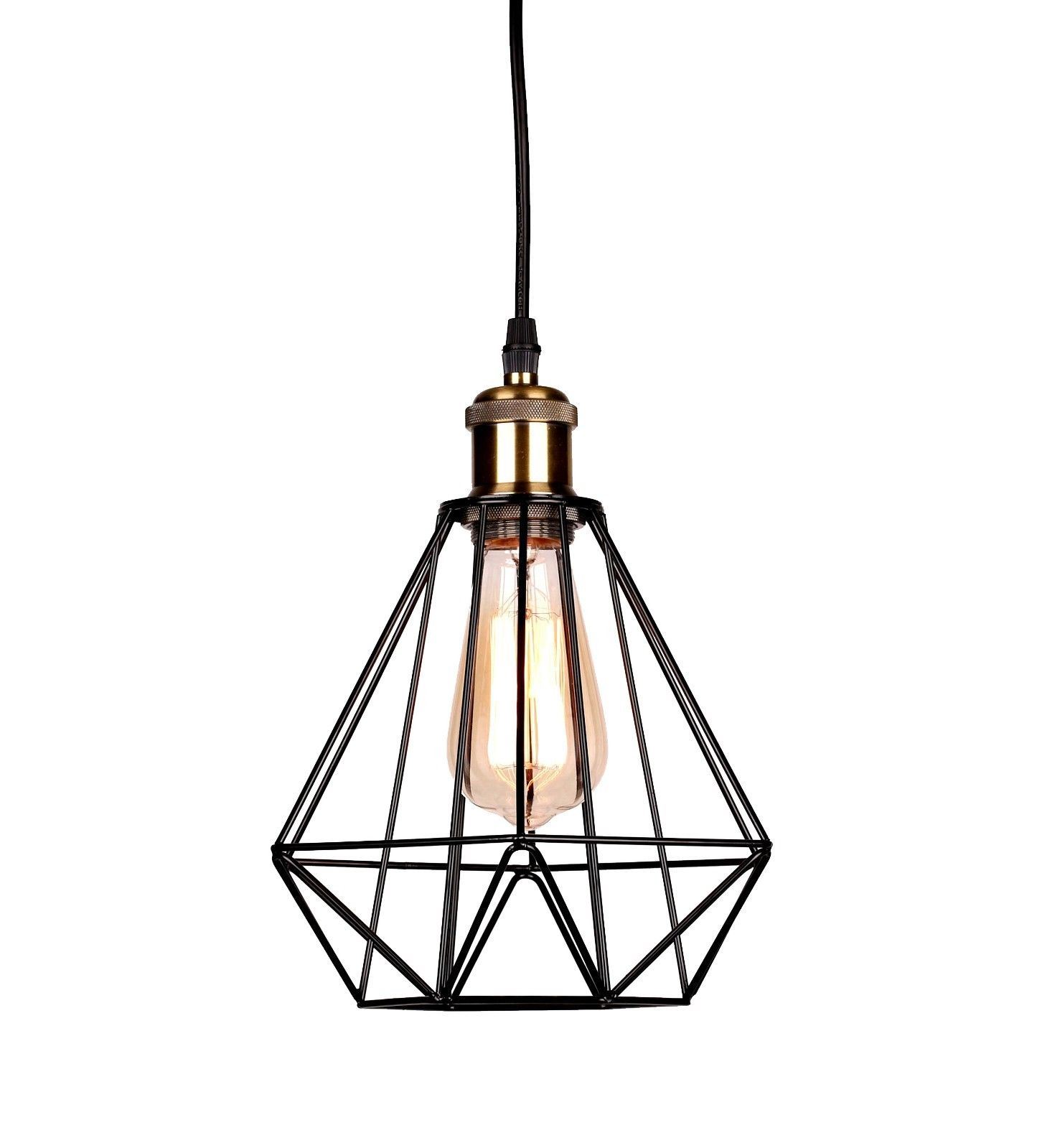 Modern Ceiling Pendant Light Shades Vintage Lamp