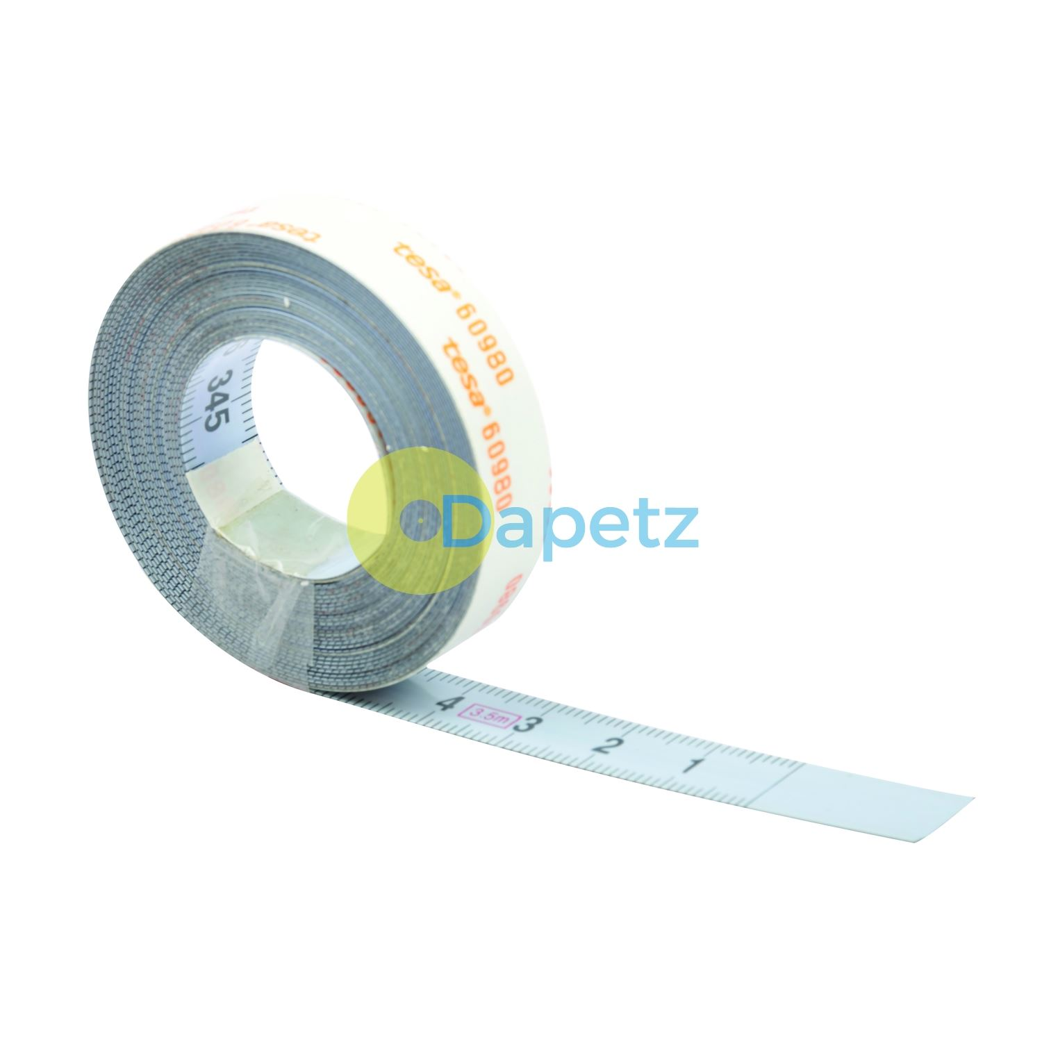 Self Adhesive Measuring Tape Metric 3 5m Left To Right