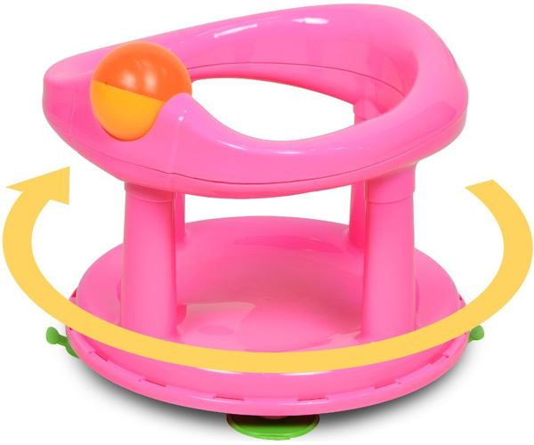Safety 1st Swivel Bath Seat Baby Infant Tub Bathing Cleaning Support EBay