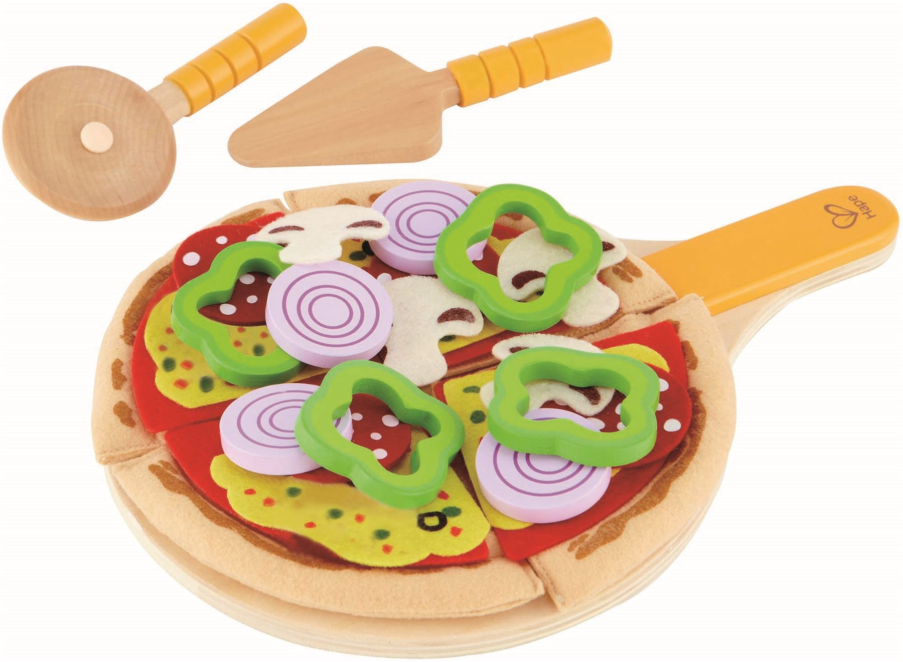 Hape Homemade Pizza Pre School Young Children Toddler