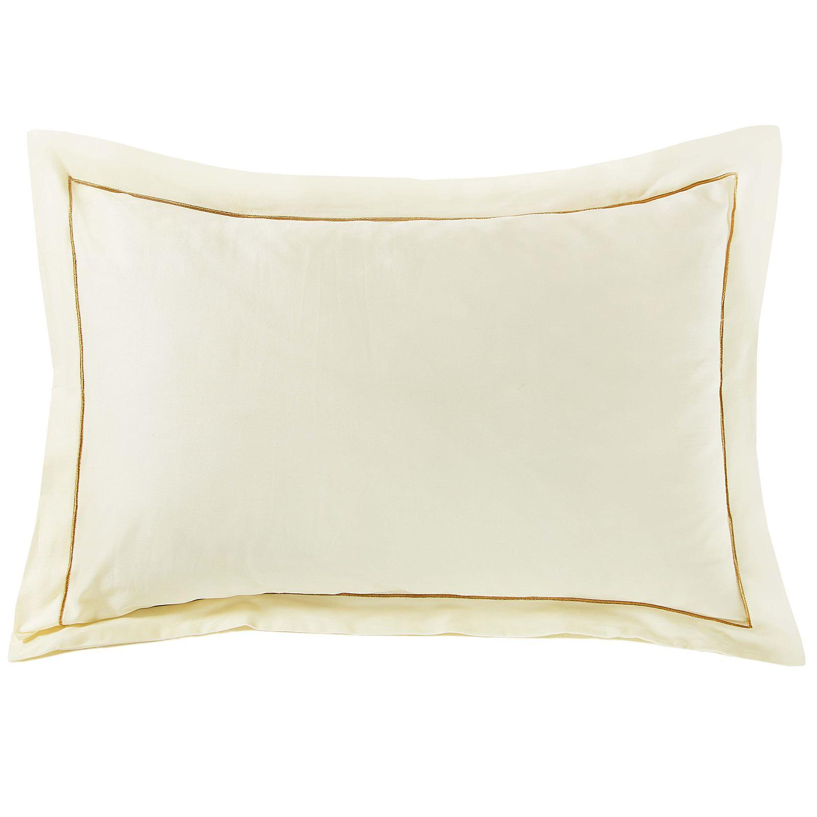 Luxury 100 Egyptian Cotton Striped Satin Duvet Cover