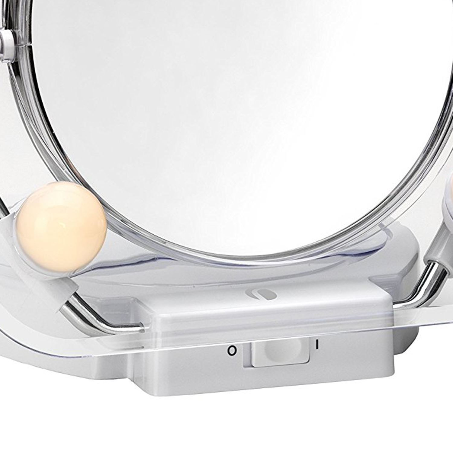Babyliss Cu Reflections Hollywood Lights Mirror With