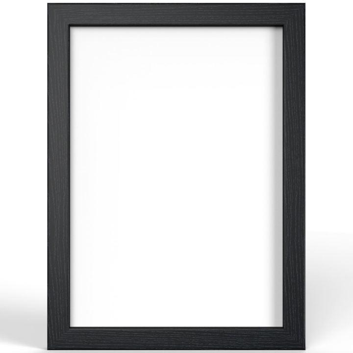 Single Black A3 Frame With A4 White Mount | Viewframes.org