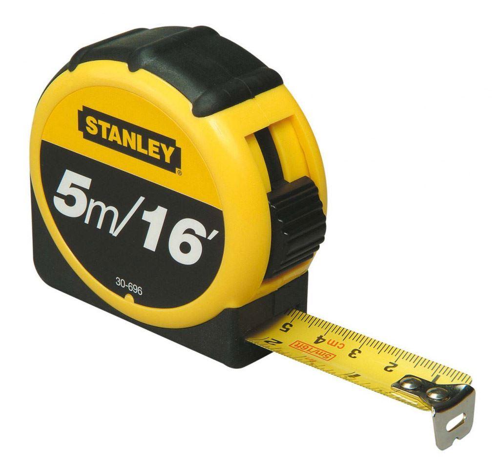Stanley Tool Metric Imperial Measurement Tape Measure 5m