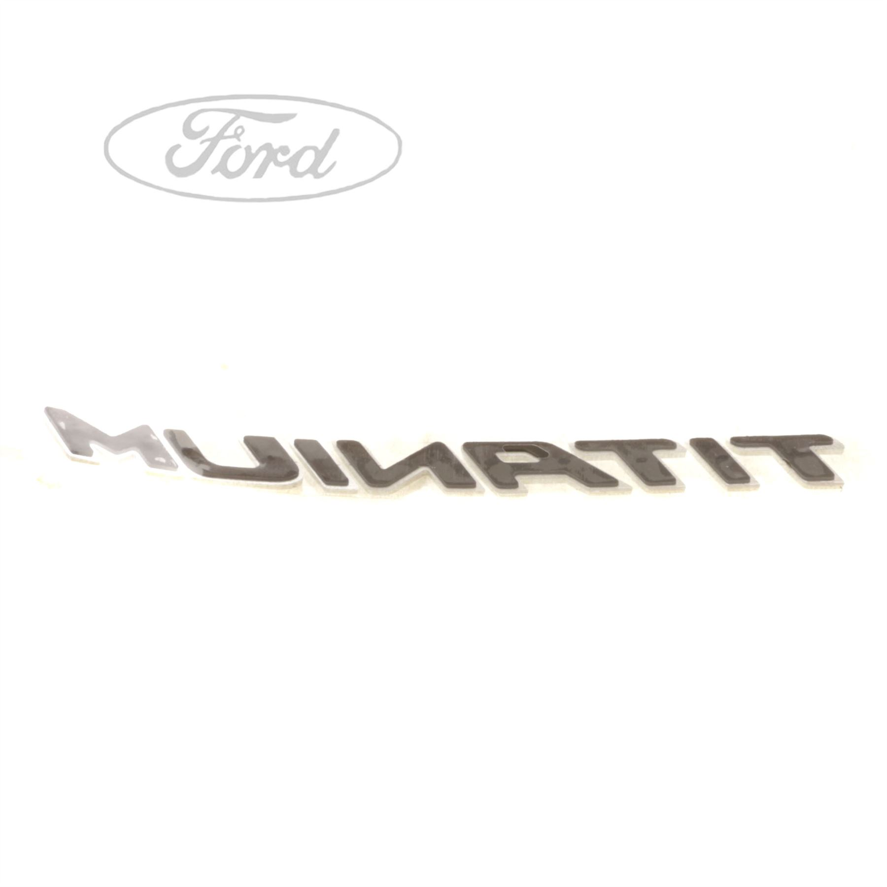 Genuine Ford Kuga Titanium Tailgate Name Plate Badge
