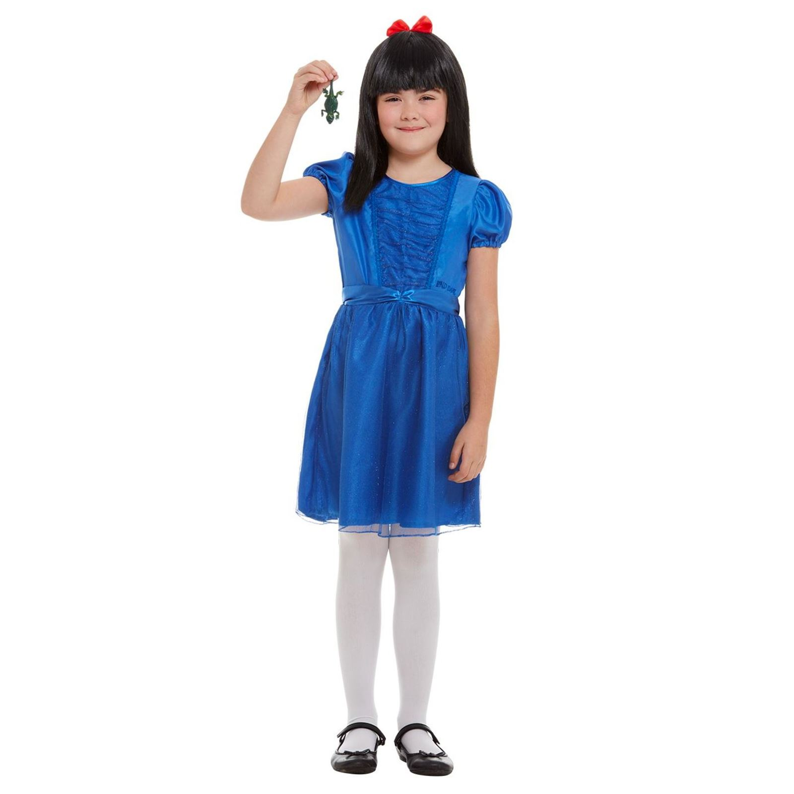 Girls Matilda Roald Dahl Book Week Character Fancy Dress