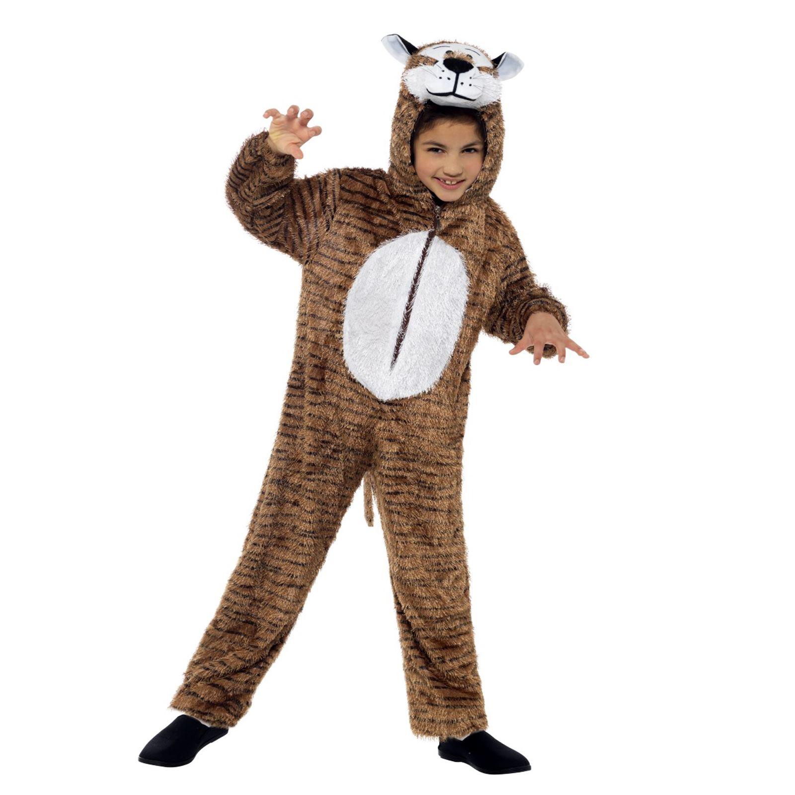 Kids Boys Girls Wild Animal Zoo Safari Jungle Jumpsuit