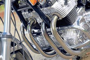 Yamaha XJ1100 engine